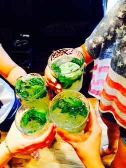 Patriotic Cheers!